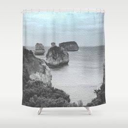 Shipwreck Coast - Australia. Shower Curtain