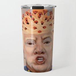 Trump Virus Travel Mug