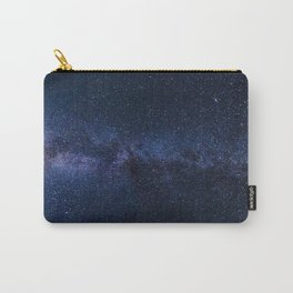 A galaxy of stars in the night sky Carry-All Pouch
