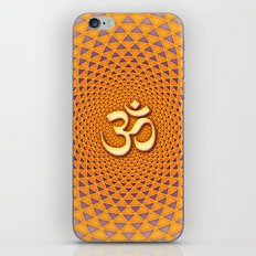 Lotus / Namaste iPhone & iPod Skin