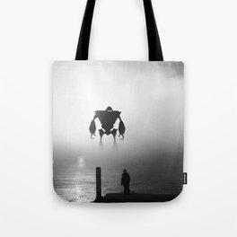 Iron Giant Tote Bag