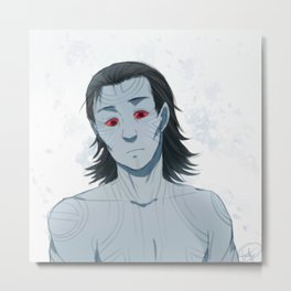 Jotun Loki Metal Print