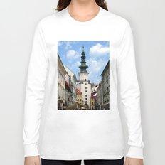 Michael's Gate - Bratislava Long Sleeve T-shirt
