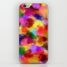 Taste the Rainbow iPhone & iPod Skin