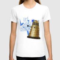 dalek T-shirts featuring Dalek by StudioMarimo