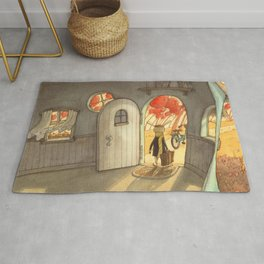 The Open Road Rug