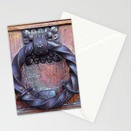 Venetian Door Knocker Stationery Cards