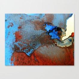 Watercolorfluid 1 Canvas Print