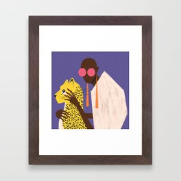 Pintosa Framed Art Print