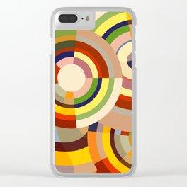 Colour Revolution SIX Clear iPhone Case