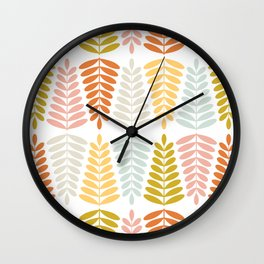 Nature, naturally. Wall Clock