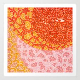- Samba Sun - Art Print