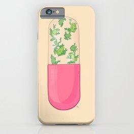 Take your medicine no.2 iPhone Case