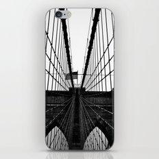 Broolyn Bridge iPhone & iPod Skin