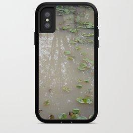 secret garden 9 - Reflection iPhone Case