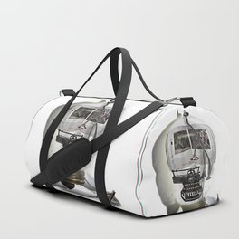 Tie down the story Duffle Bag