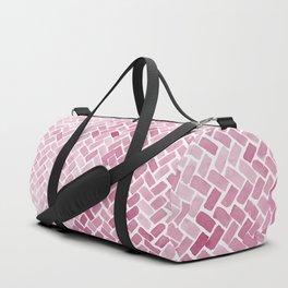 pink pavement Duffle Bag