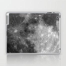 Black & White Moon Laptop & iPad Skin