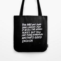 WRONGPLACES Tote Bag