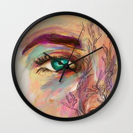Day Dream 1 Wall Clock