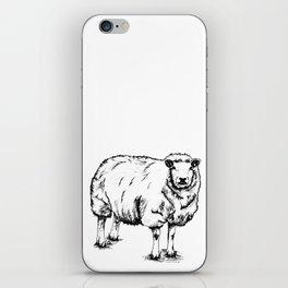 Sheep Sheep. iPhone Skin