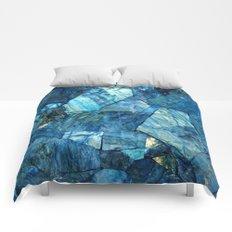 Labradorite Blue Comforters