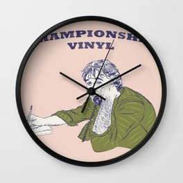 Rob Gordon Top Five Wall Clock