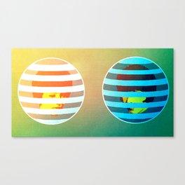 FrenchNewWave Canvas Print
