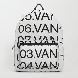"""Top TEN Famous """"Vans"""" Backpack"""