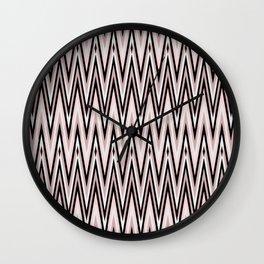Pink twenytwo Wall Clock