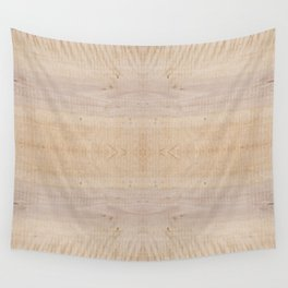 wood 5 Wall Tapestry