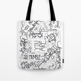 YOU ARE.. Tote Bag