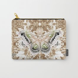 Morris Moth Carry-All Pouch