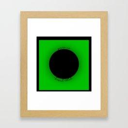 Kasich Bitchin' Framed Art Print