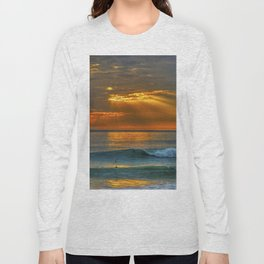Sunset and a Show Long Sleeve T-shirt