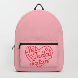 not today satan II Backpack