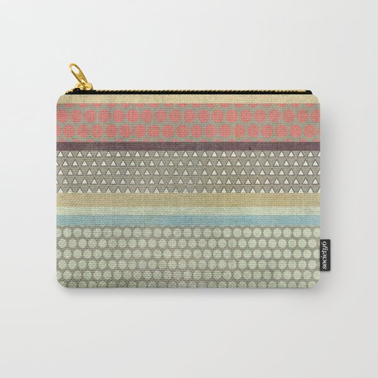 Patternwork IX Carry-All Pouch