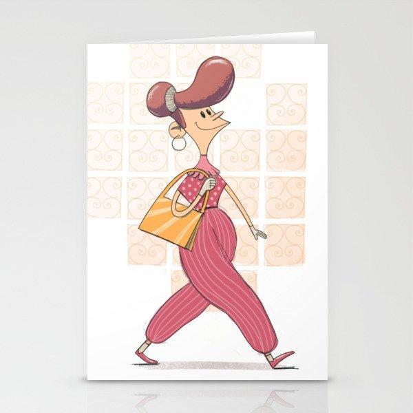 Malta shopper Stationery Cards