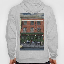 Clouds Over London Hoody