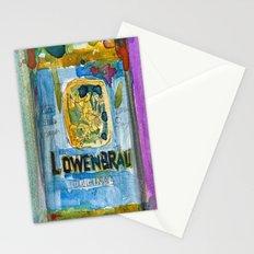 Lowenbrau Beer Stationery Cards