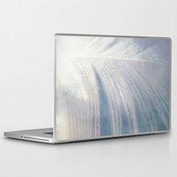 angel wings Laptop & iPad Skins featuring Angel Wings by Kimberley Britt
