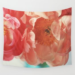 Paeonia #4 Wall Tapestry