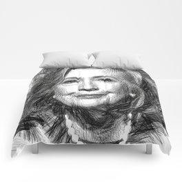 Hillary Clinton  Comforters