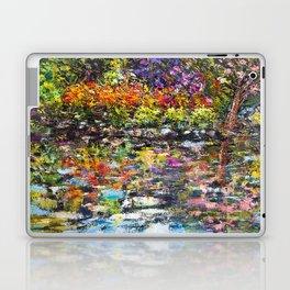 Hidden Peace by Sher Nasser Artist Laptop & iPad Skin