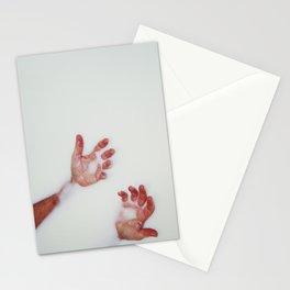 Milk Hands Stationery Cards