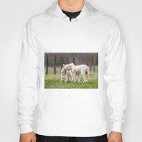 lamb Hoodies featuring lamb by Marcel Derweduwen