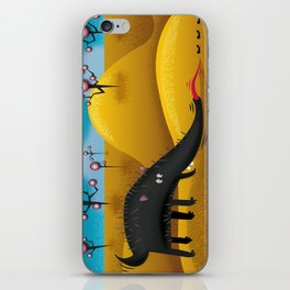 aardvark-a-gogo iPhone Skin