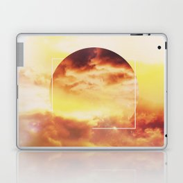 Helios And Clouds Laptop & iPad Skin
