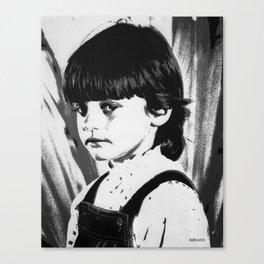 Isa Canvas Print