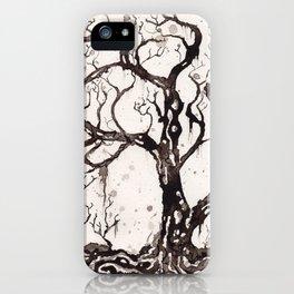Solum V /// Tree Studies iPhone Case